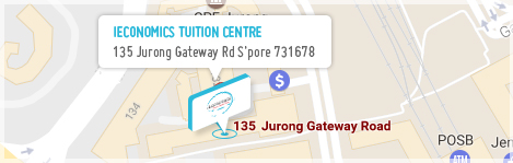iECONOMICS Jurong East Branch